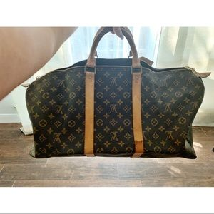 💛 Authentic LOUIS VUITTON Keepall 55 *vintage* 💛